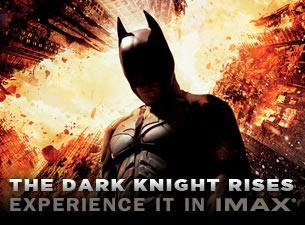 The Dark Knight RisesTickets
