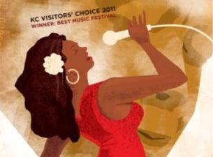 Kansas City's 18th & Vine Jazz and Blues FestivalTickets