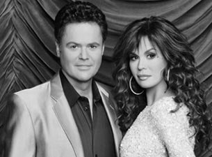Donny and Marie Osmond (Las Vegas)Tickets