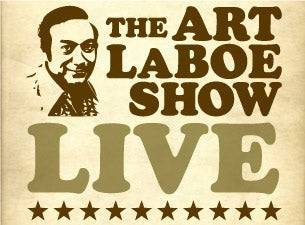 The Art Laboe Show Tickets