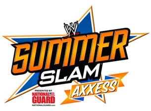 SummerSlam AxxessTickets