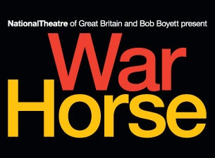 War Horse (Chicago)Tickets