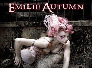 Emilie AutumnTickets