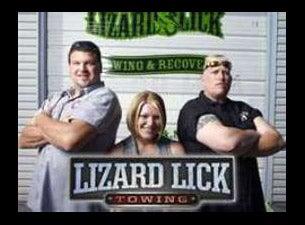 Lizard Lick TowingTickets