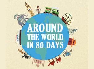 Walnut Street Theatre's Around the World In 80 DaysTickets