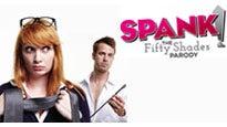 Spank! The Fifty Shades ParodyTickets