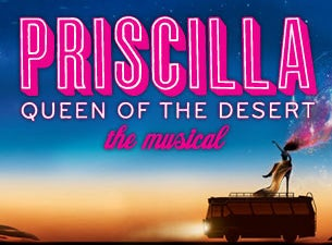 Priscilla Queen of the Desert (Touring) Tickets