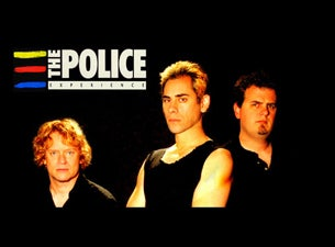 The Police Experience Tickets