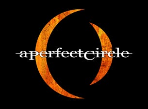 A Perfect CircleTickets