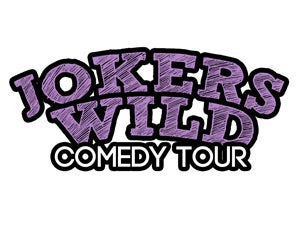 Jokers Wild Comedy TourTickets