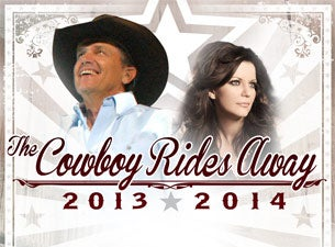 George Strait with Martina McBride Tickets