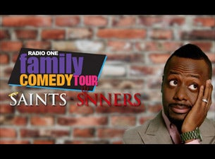 Radio One Comedy Tour Tickets