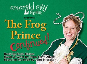 Frog Prince ContinuedTickets