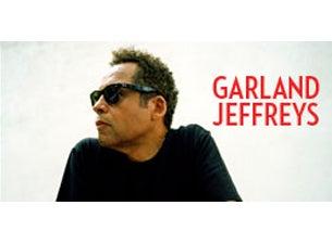 Garland JeffreysTickets