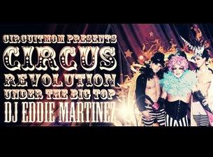 Circus Revolution - Evil Under the Big TopTickets