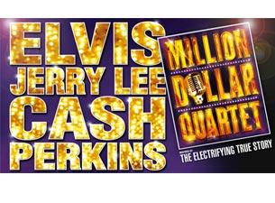 Million Dollar Quartet (Las Vegas)Tickets