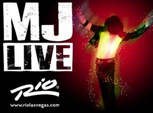MJ LIVE - Michael Jackson TributeTickets