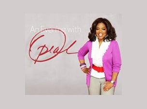 Oprah WinfreyTickets