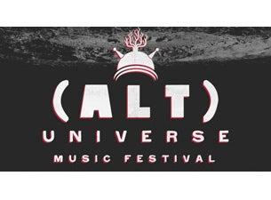 Alt Universe Music FestivalTickets