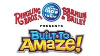 Ringling Bros. and Barnum & Bailey: Built To Amaze – Red Edition Tickets