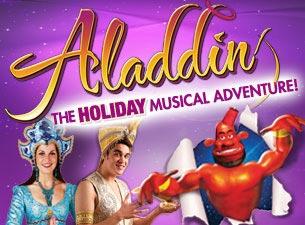 Aladdin - the Holiday Musical AdventureTickets