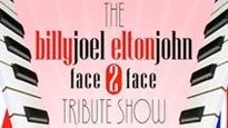 Face 2 Face - Elton John & Billy Joel Tribute