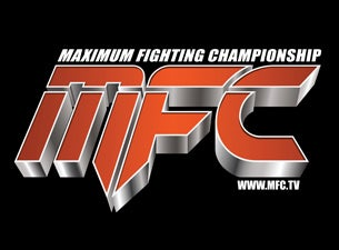 Maximum Fighting Championship MFCTickets