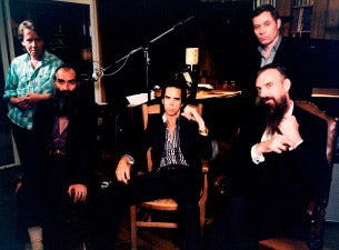 Nick Cave & the Bad SeedsTickets