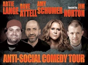 Anti-Social Comedy Tour Tickets