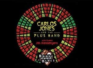 Carlos Jones & the Plus BandTickets