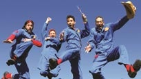 Imagination Movers at Music Hall Center