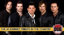 DSB - Tribute to Journey with The PettyBreakers