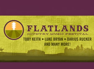 Flatlands Country Music FestivalTickets