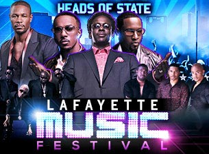 Lafayette Music FestivalTickets