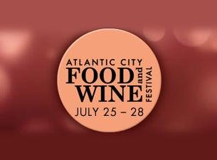 Atlantic City Food and Wine FestivalTickets