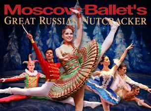 Moscow Ballet Tickets
