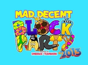 Mad Decent Block Party Official Afterparty Tickets