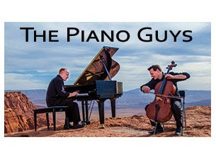 The Piano GuysTickets