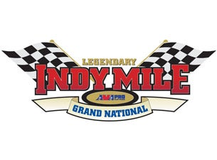 Indy Mile AMA Pro Flat TrackTickets