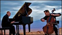 ThePianoGuys at Red Hat Amphitheater