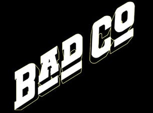 Bad CompanyTickets