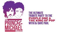 The Prince and Michael Jackson Experience at Howard Theatre