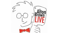 Alton Brown at Cullen Performance Hall