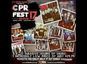 CPR FestTickets
