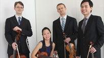 Amphion String Quartet at Coronado Performing Arts Center