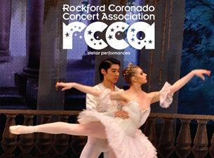 Rockford Coronado Concert AssociationTickets