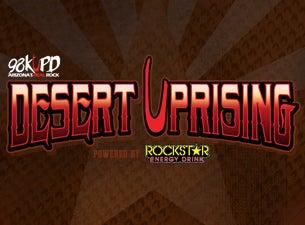 98KUPD's Desert UprisingTickets