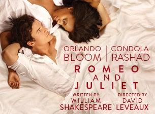Romeo & Juliet (Broadway)Tickets
