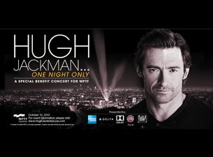 Hugh Jackman Tickets   Event Dates & Schedule ...