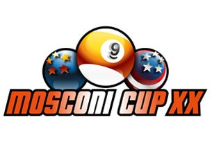 Mosconi Cup Tickets
